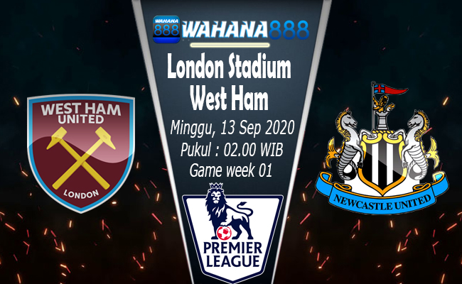 Prediksi West Ham United vs Newcastle United, Laga Tangguh Dua Tim Dark Horse